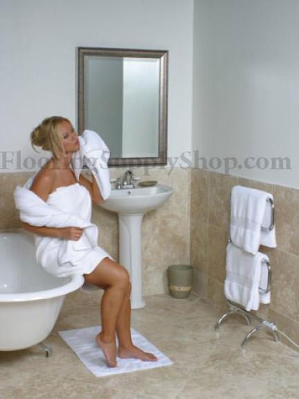 Towel Warmer Heatra Classic Polished Chrome By