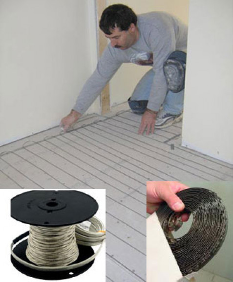 Suntouch Warmwire Kits By Suntouch Floor Warming System