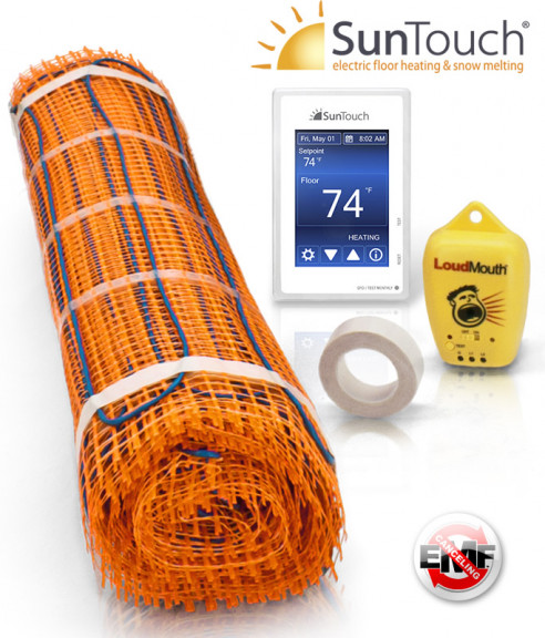 Suntouch Floor Warming Kit 30 Inch 70 Sq Ft By