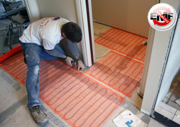 Suntouch Floor Warming Kit 30 Inch 40 Sq Ft By