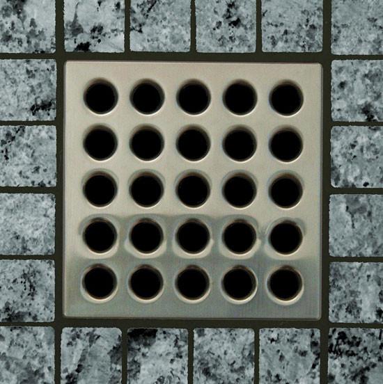 Square Shower Drain Cover.Square Shower Drain Brushed Nickel Pvd By Flooringsupplyshop Com