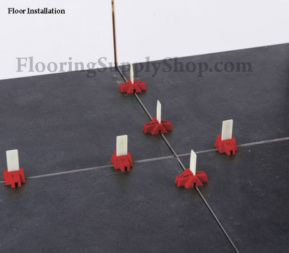 Dta Leveling System Contractor Kit By Flooringsupplyshop Com