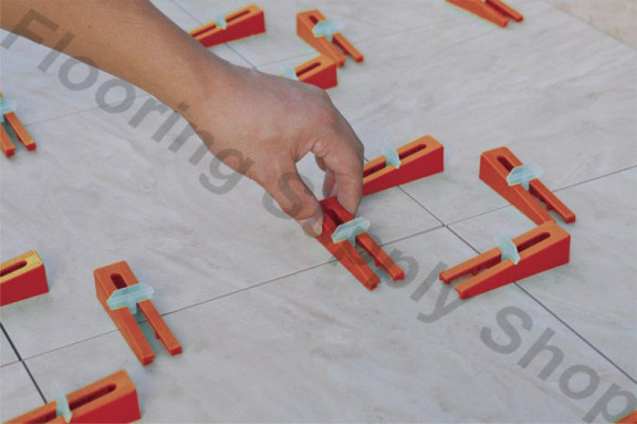Dta Wedges Lippage Leveling System Spacers