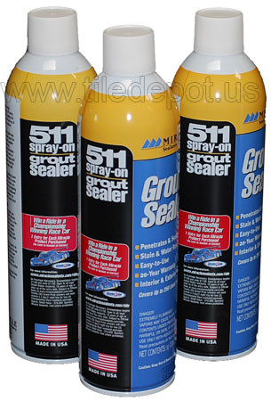 Grout Sealer Spray Tile Stone Sealers Flooring Supply