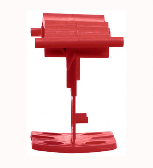 Tiling Clips Tuscan Red Seamclip Leveling System