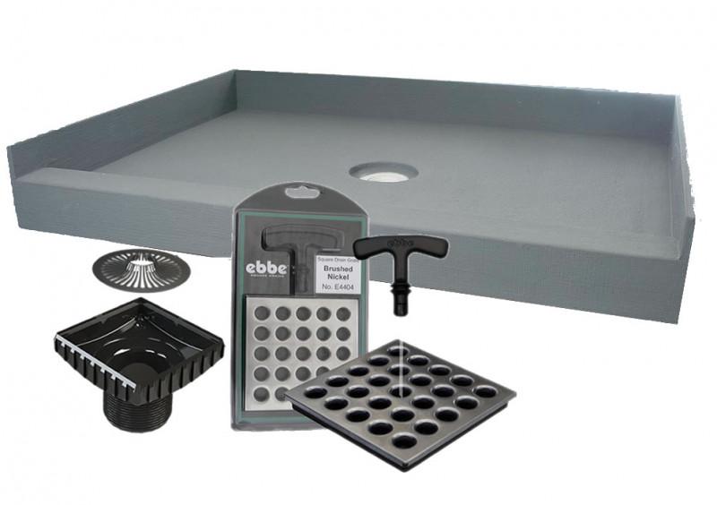 Waterproof Shower Pans