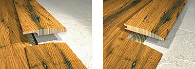 Flush Reducer Solid Hardwood By Shaw Industries