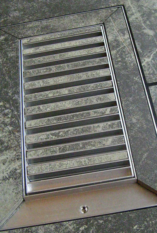 Chameleon Tile Vent Registers 3 X 12 By Flooringsupplyshop Com