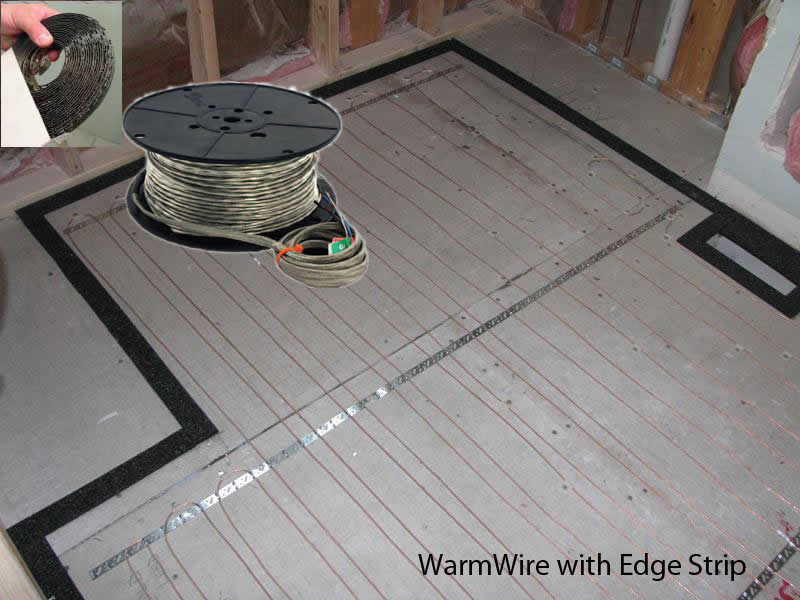 Suntouch Warmwire Kits 90 Sq Ft By Suntouch Floor