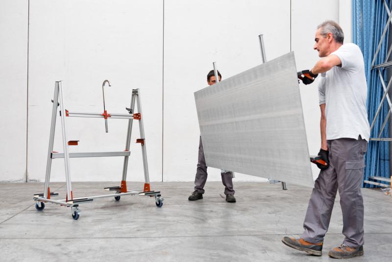 Raimondi A Frame Cart Tools Flooring Supply Shop