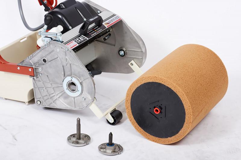 Raimondi Sponge Roller For Berta Grout Cleaning Machine By