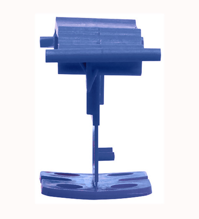Tuscan Truspace Seamclip Leveling System Blue By
