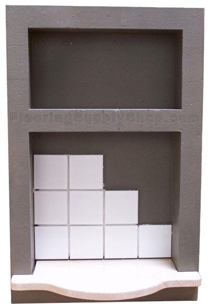 Triangular Shower Shelves Flooring Supply Shop