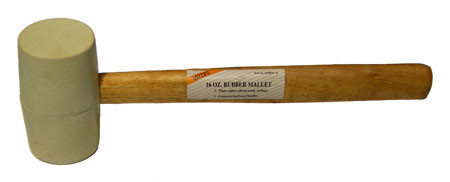 Rubber Mallet White Hammer Tile Hammer Mallet By Valley