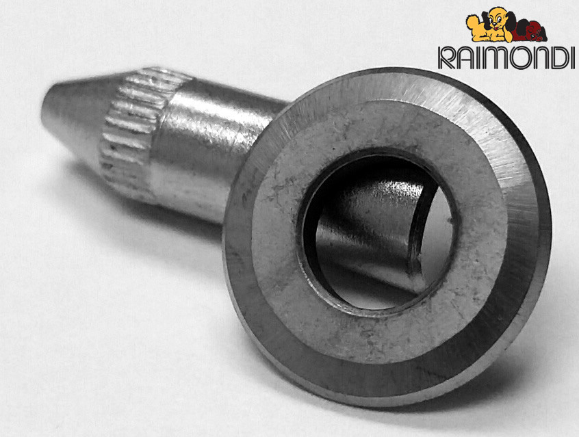 Raimondi Replacement Carbide Wheel With Spindle