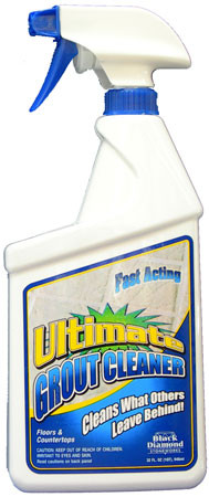 Ultimate Grout Floor Cleaner Quart