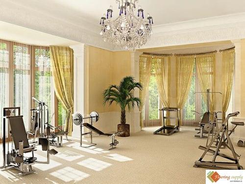 Home Gym Flooring Discount Home Gym Flooring