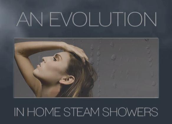 Serene Steam Shower System