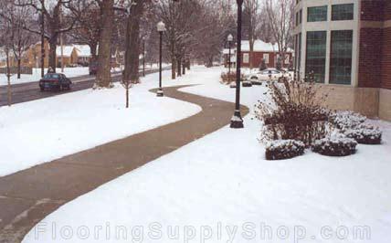 Suntouch snow melting system, radiant heat, electric radiant heat, snow melt systems, radiant floor heating, floor warming, electric floor warming, warm floors, warm floor