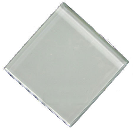 Glass Tile Clear 4 x 4