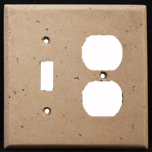 Deco Electrical Plates Plug and Switch Noce