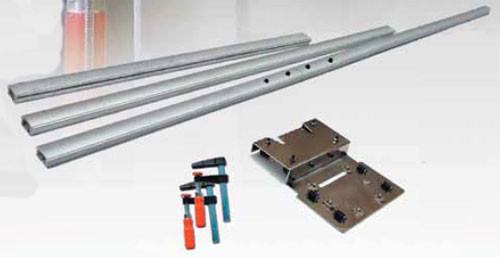 Alpha Guide Rail System, Alpha Guide Rail System, Alpha Guide Rail AWS 125, Alpha Professional Tools, AWS 110