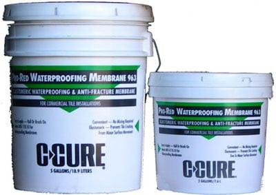 C Cure Pro Red 986 Waterproofing Membrane