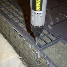 Kirb Perfect a perfect Shower Curbs every time by FlooringSupplyShop.com