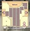 radiant floor heating, floor heat, heated floor, heated floor mat, heated tile floor, electric floor heating, electric radiant floor heating