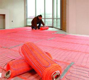 Radiant Floor Heating System by SunTouch Distributed by flooringsupplyshop.com