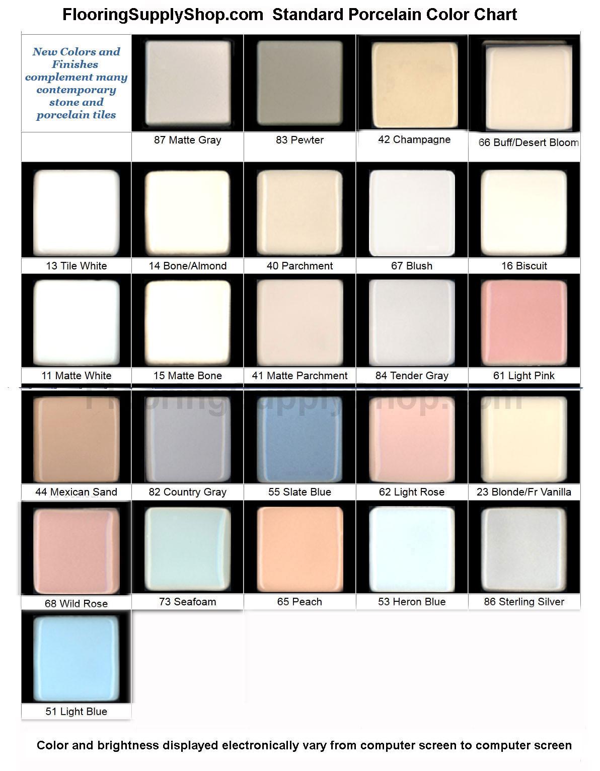Porcelain Glaze Towel Bar Standard Colors