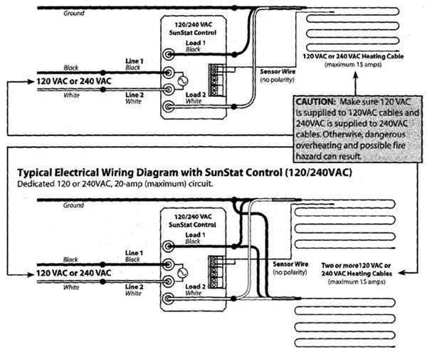 V current in electrical switch wiring diagrams