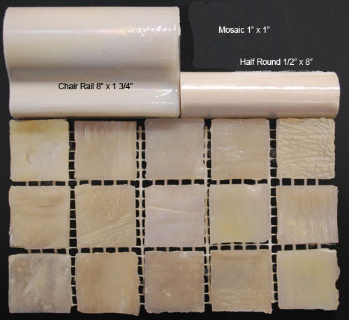 Glass Tile Great Barrier - Sand Stone