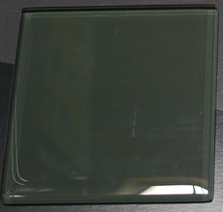 Glass Tile Hunter Green 4 x 4
