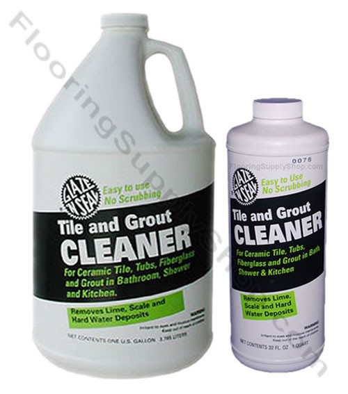 Tile Amp Grout Cleaner Gallon By Glaze N Seal
