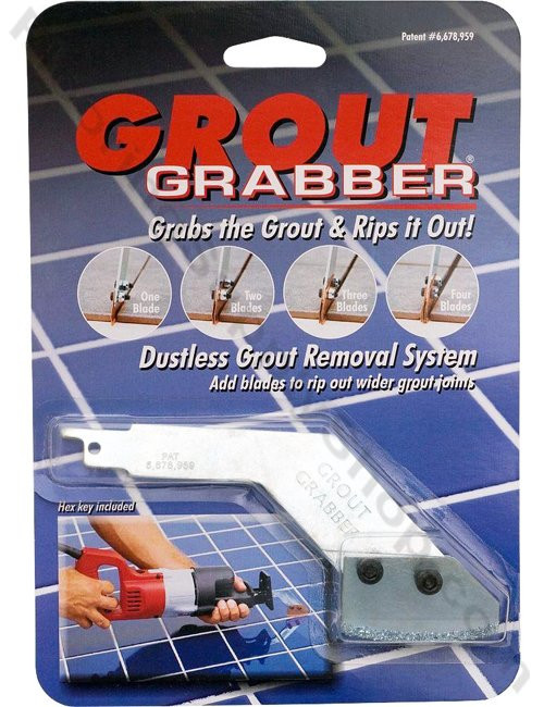 Grout Grabber, Grout Removal Tool,grout cleanin, Grout grabber, Replacement Blades