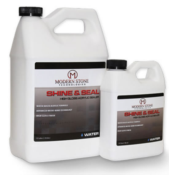 Modern Stones Grout Sealer Pro Water Base