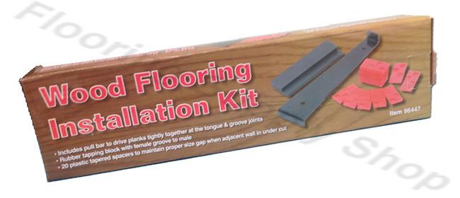 Laminate Floor Installation Kit 2 in 1 pneumatic 155 gauge and 16 gauge flooring tool Hardwood And Laminate Floor Installation Kit