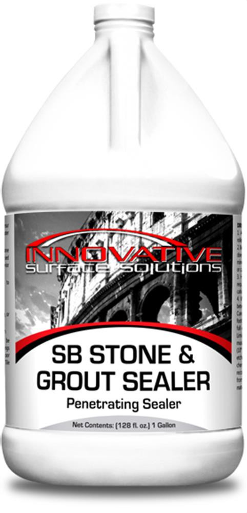 Innovative SB Stone and Grout Sealer - Gallon