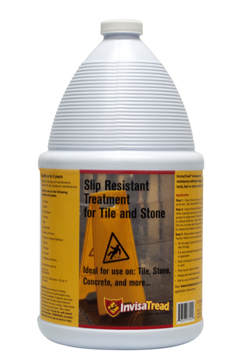 InvisaTread Anti Slip Solution Gallon
