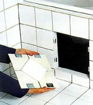 Blanke Magnetic Tile Catch