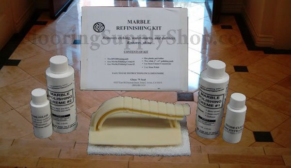 Glaze n Seal Marble Refinish Kit