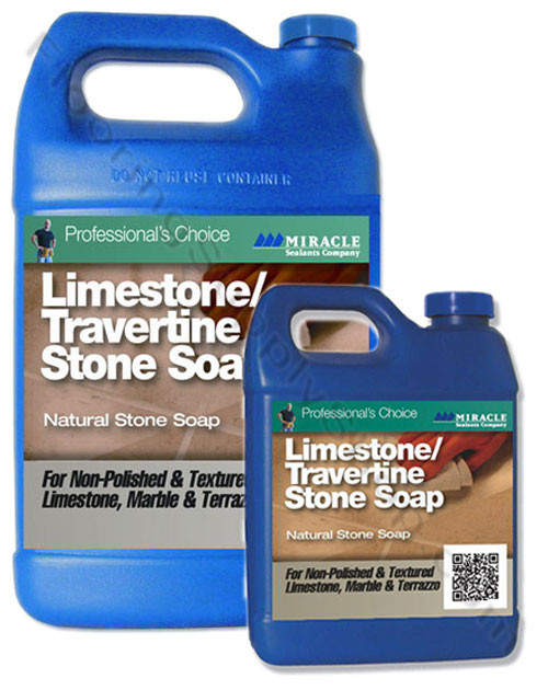 Miracle Mira Natural Stone Soap By Miracle Sealant Company