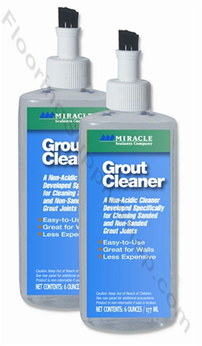 Miracle Sealant Grout Cleaner 6oz