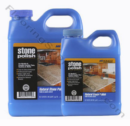 Miracle Sealants Natural Stone Polish By