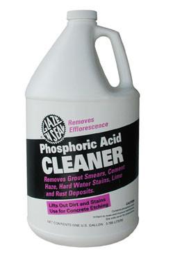 Glaze N Seal Phosphoric Acid Cleaner Quart By Glaze N Seal