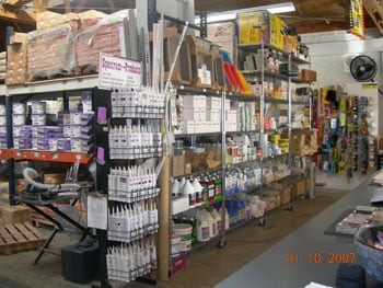 Flooring Supply store in Los Angeles CA shipping Nationwide