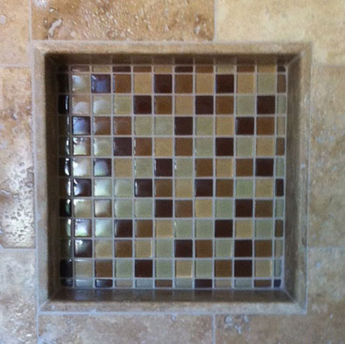 Tile Ready Niche Wall : Soap niche tile flooring supply shop