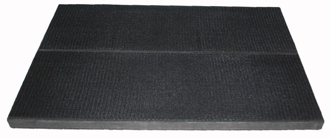 Rectangular Velcro Rubber Spacer Riser
