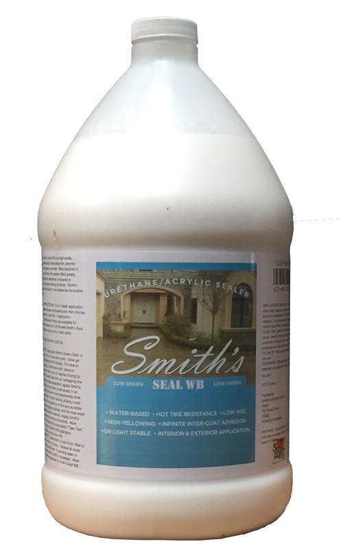 Smith S Seal Water Base Gloss And Low Sheen Scs 128
